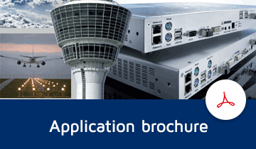 Download our ATC application broschure to receive more information