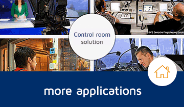 More about tailor made KVM solutions for your control room application