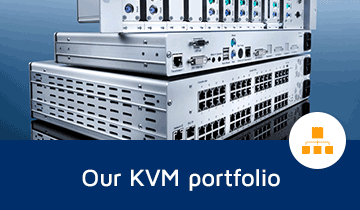 KVM solutions for any requirement